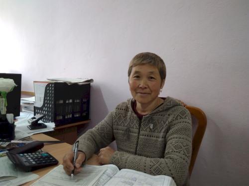 Ордобаева Гульнура Турсунбаевна